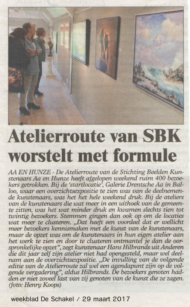 SBK Schakel mrt 171