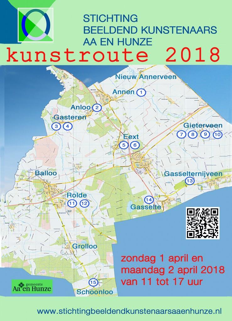 kunst route 2018 156x216 voor